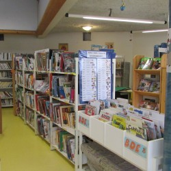 Bibliothèque - Photo 6