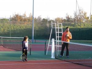 Activité Tennis