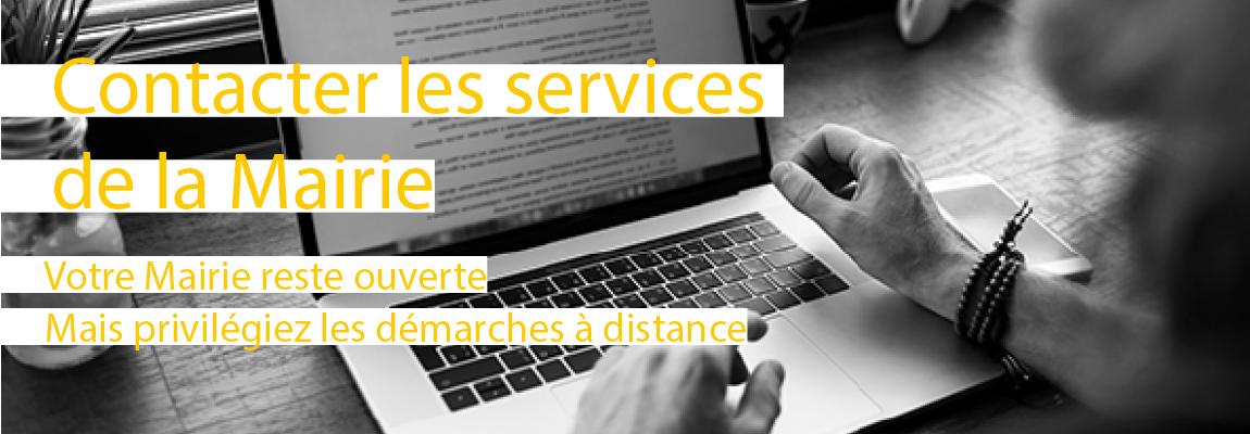 Les services à distance
